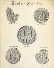 """British Library digitised image from page 253 of """"Beiträge zur Geschichte Böhmens. Abth. I, Bd. 1, 2 & Anhang. Abth II, Bd. 1, No. 2, Bd. 2. Abth. III, Bd. 1, 2. Abth. III, Bd. 2. Abth. IV, Bd. 1"""""""