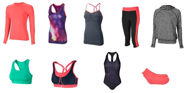 Lizzie's Exercise Wear Wishlist (Guest Post)
