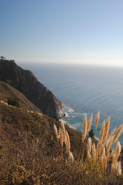 Highway 1 & Big Sur.