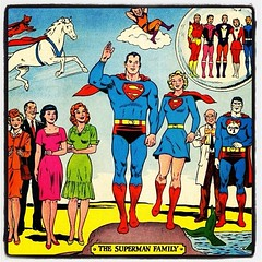 Family Portrait. #comicbooks