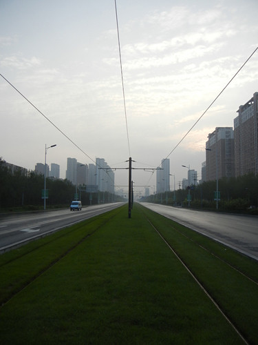 DSCN5150 _ Tram, Shenyang, China, September 2013