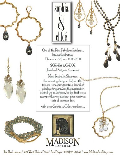 Madison San Diego Trunk Show