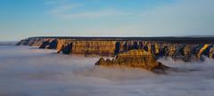 Inversion at the Grand Canyon