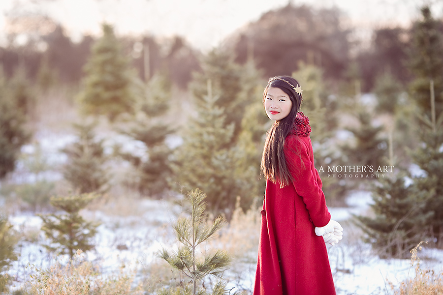 Christmas Red Coat-2-2