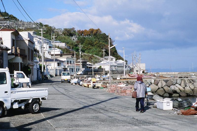 Iwaishima alley