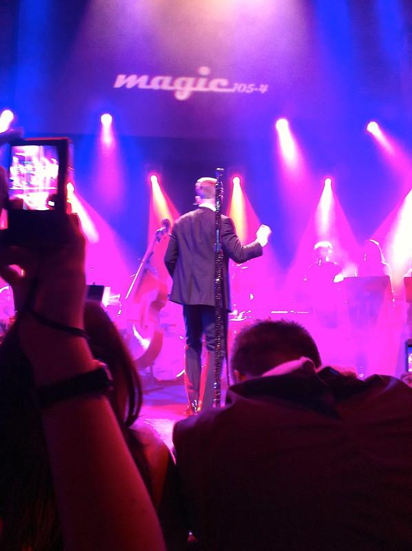 Magic Robbie Williams Concert
