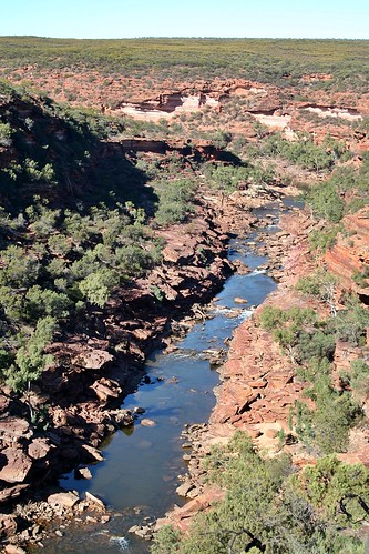 kalbarri kalbarrinationalpark zbend murchisonriver river rivervalley westernaustralia oz australia lookout viewpoint