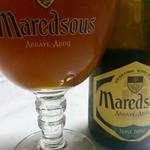 ベルギービール大好き!! マレッツ・トリプル Maredsous Tripel