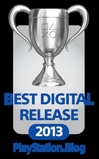 PS.Blog Game of the Year 2013 - Best Digital Release Silver