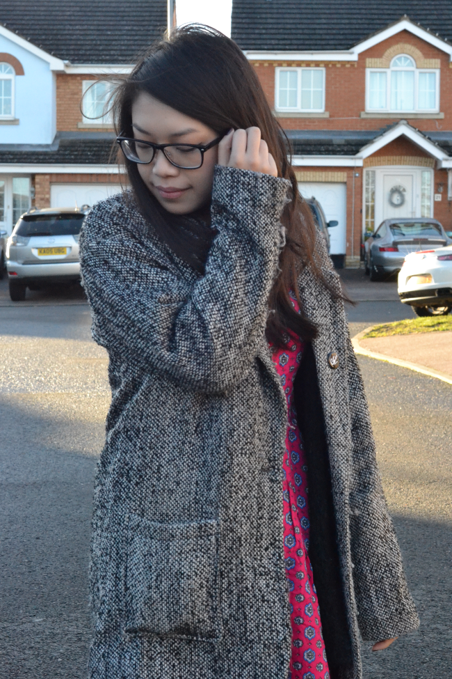 Daisybutter - UK Style and Fashion Blog: what i wore, Motel Rocks, Topshop, casual chic, everyday outfits