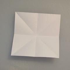 วิธีพับกระดาษเป็นรูปนกกระเรียน 002