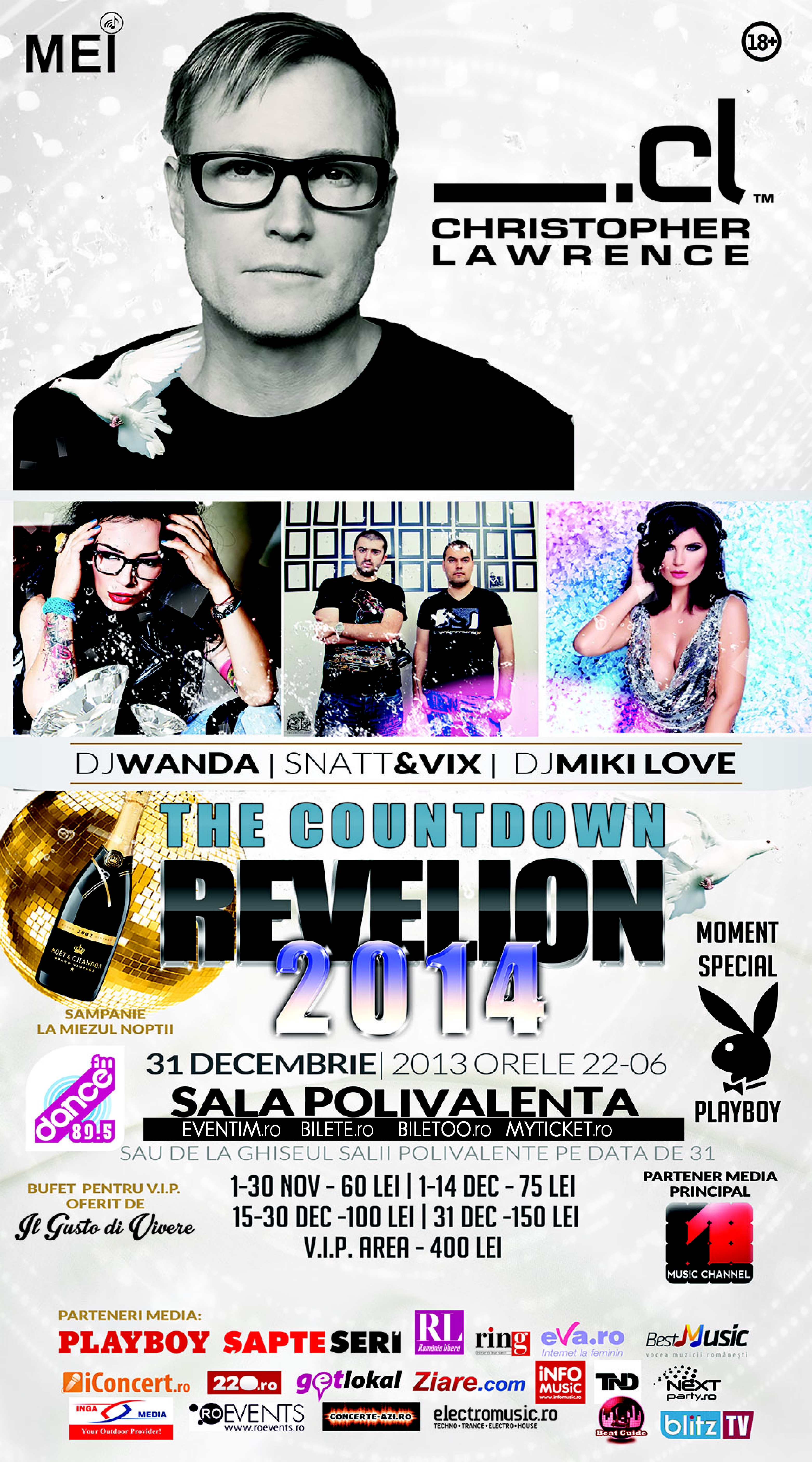 The Countdown 2014 - poster