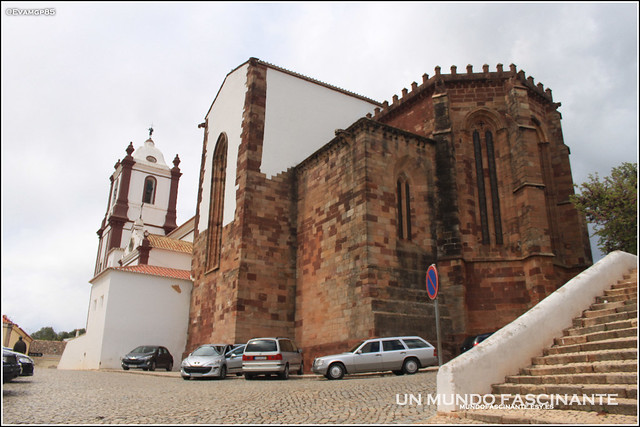 Catedral de Silves. Portugal. Algarve 2012.