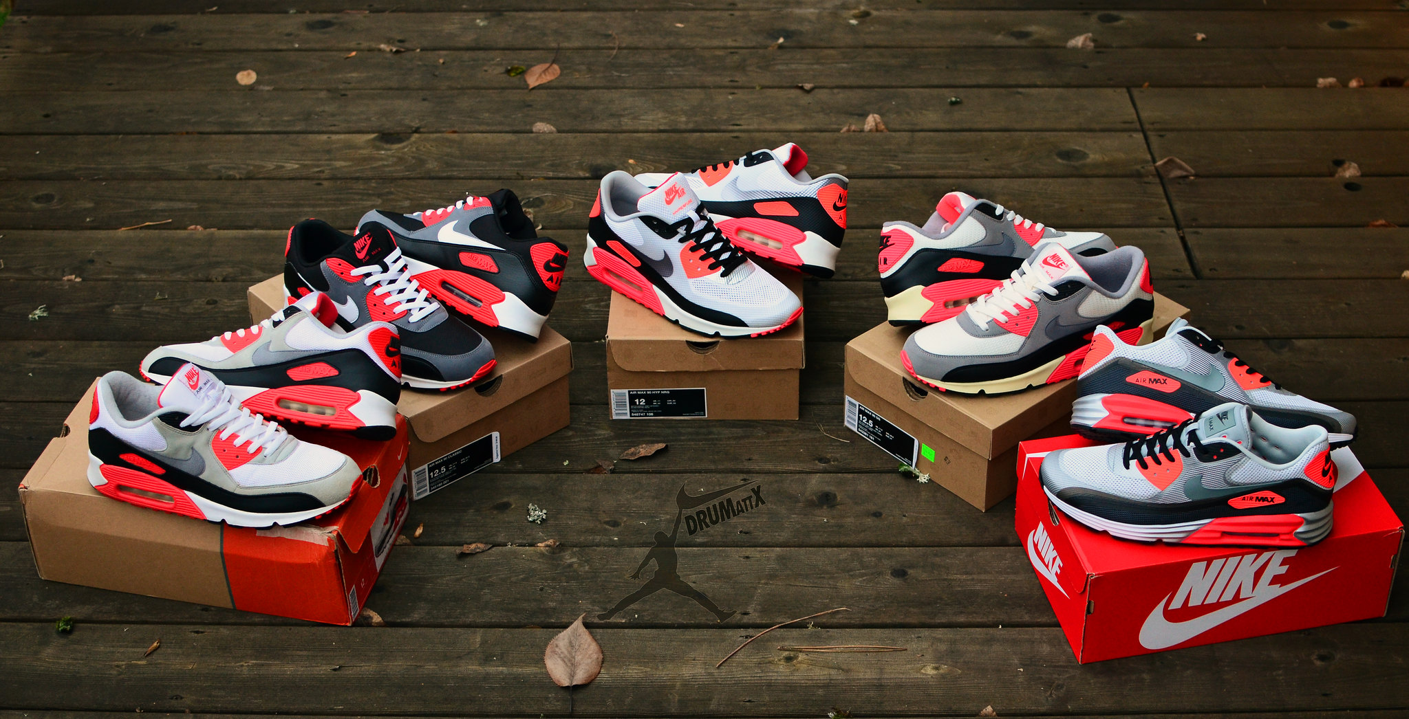 Nike Air Max 90 Infrared Lunar