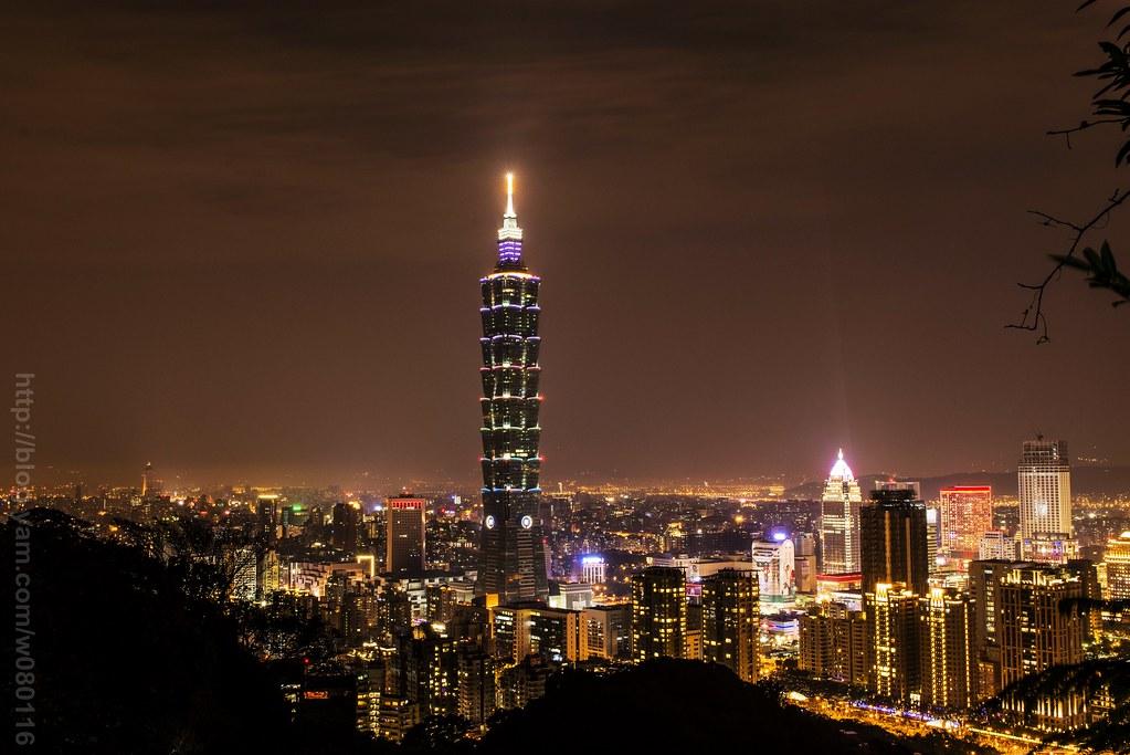 2014 Taipei 101煙火