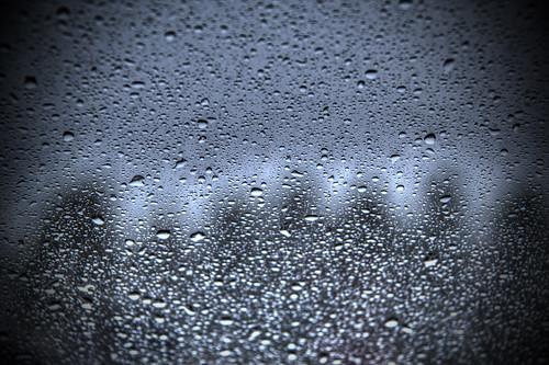 1:365:2014 - Windshield Water Drops