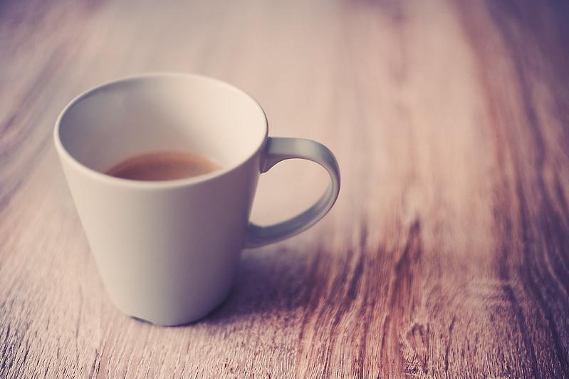 My hangover coffee