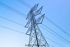 high voltage lines