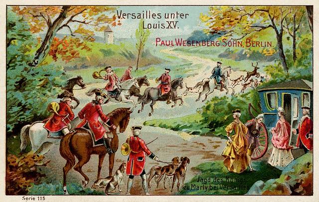paul Wesenberg Sohn Berlin  Versailles Louis XV (1)