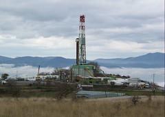 pozzo petrolifero val d'agri piccole dimensioni