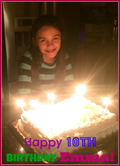 Emma's 10th