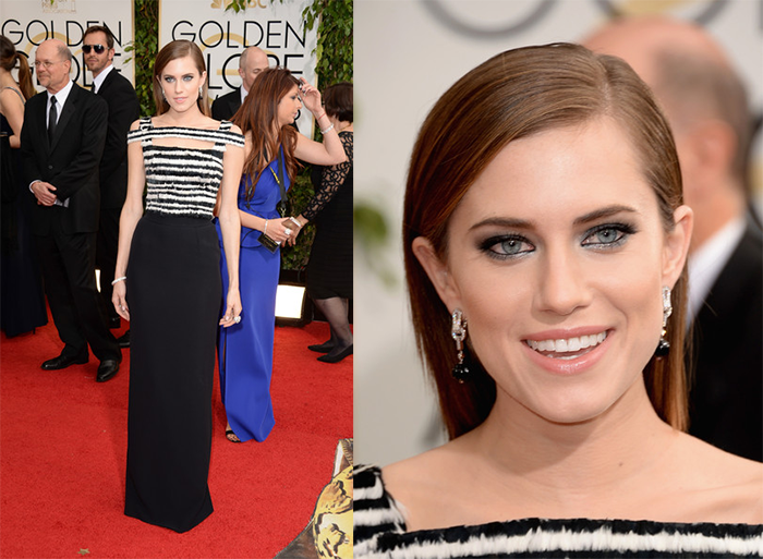 GoldenGlobes14-Allison Williams