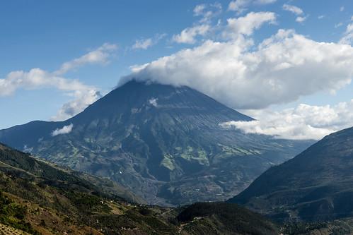 ecuador tungurahua