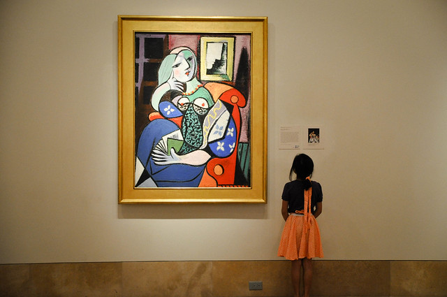 meeting picasso again