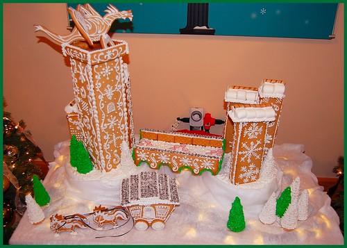 Gingerbread Village 2013