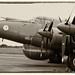 WR960 Avro 696 Shackleton AEW2 Prestwick Airshow 1985