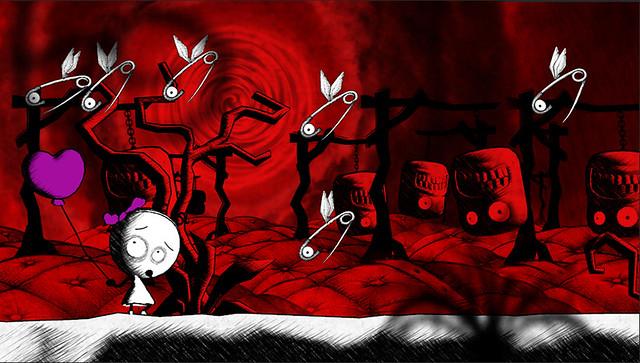 Murasaki Baby on PS Vita