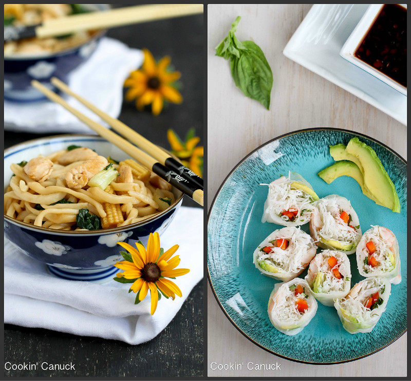 Flavorful Asian-Style Recipes | cookincanuck.com #recipe