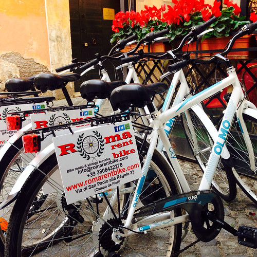 Roma Rent Bike