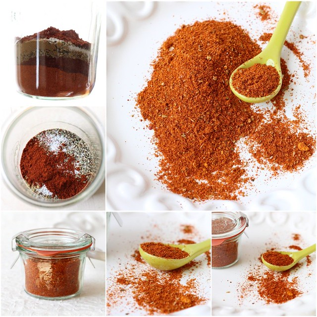 All Purpose Ancho Spice Rub