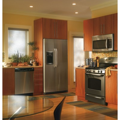 GE GSH25JSDSS Side-By-Side Refrigerator