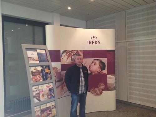 IREKS Training Visit February 2014 - Finbar & Colin