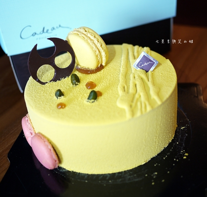 9 Cadeau 可朵法式甜點 母親節蛋糕