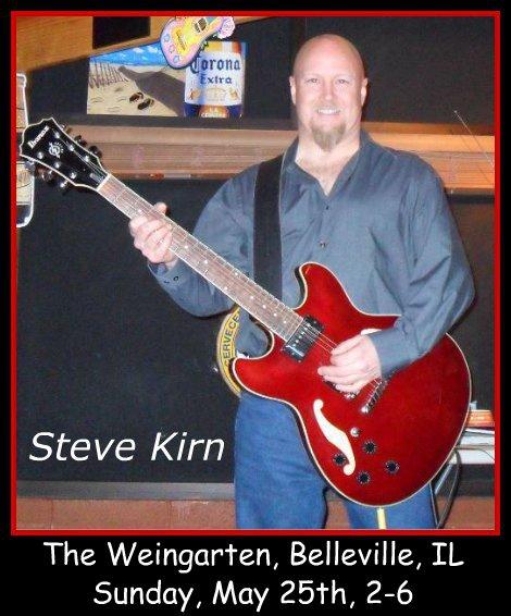 Steve Kirn 5-25-14