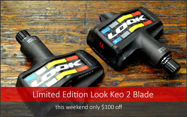 Limited Look Keo 2 Blade $100 Off
