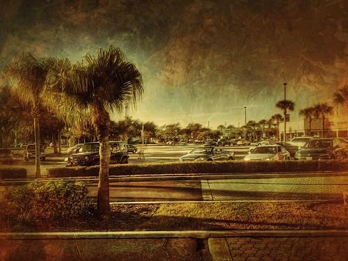 Parking Lot, Seminole, Florida