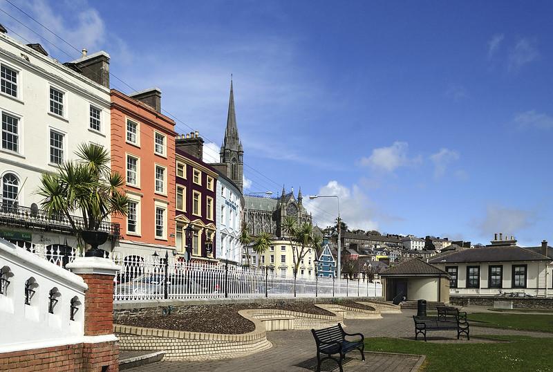 Ireland. Cobh