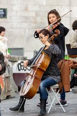 Street Musicians | Straßenmusiker | musiciens de rue