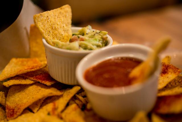 Chips and Salsa La Choza