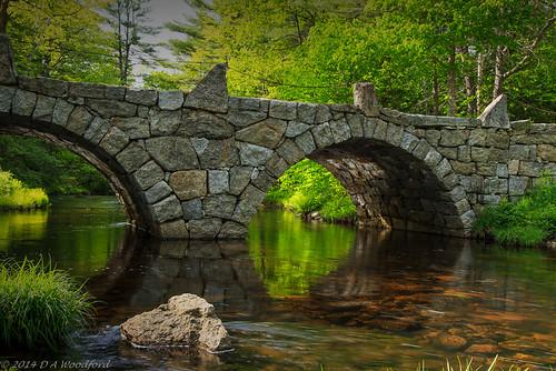 bridge usa stone newhampshire hillsboro hillsborough