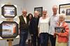 Dan & Connie Burkhardt with Bryan Haynes, HQ 10.19.16