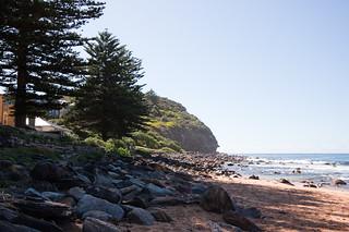 Imagem de Avalon Beach.