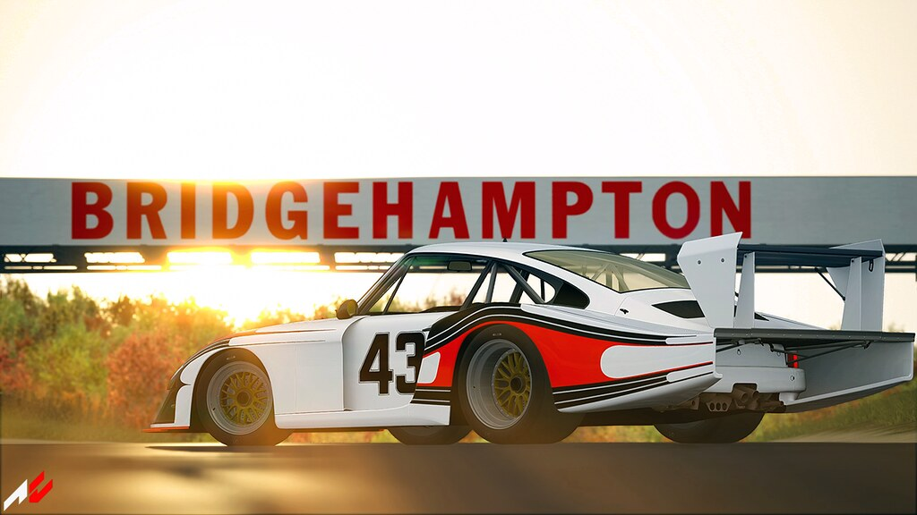 Porsche 935/78 @Bridgehampton