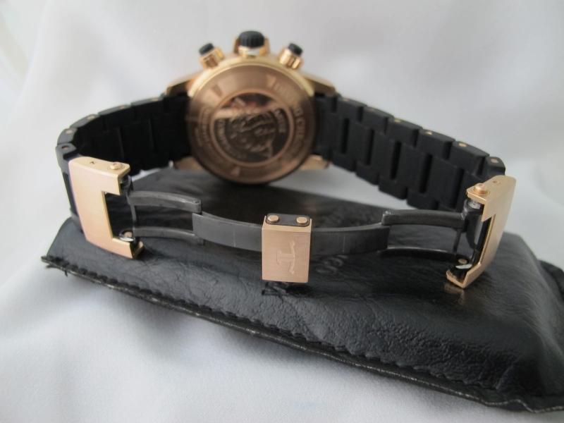 Bán đồng hồ Jaeger Lecoultre Diving – vàng hồng 18k – size 44mm