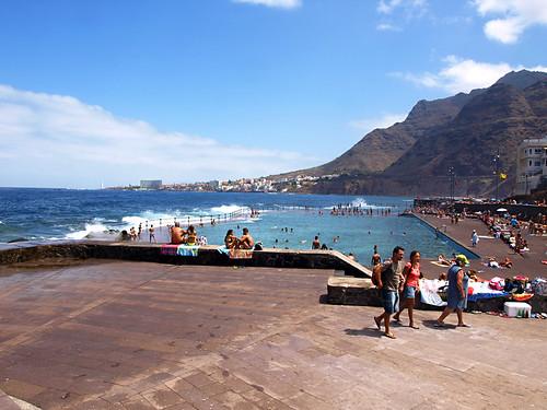 Bajamar, Tenerife