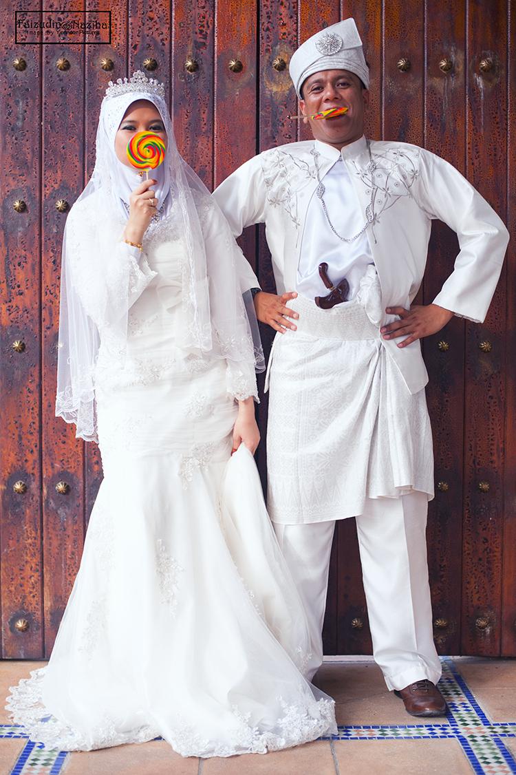 Faizudin & Nazihah